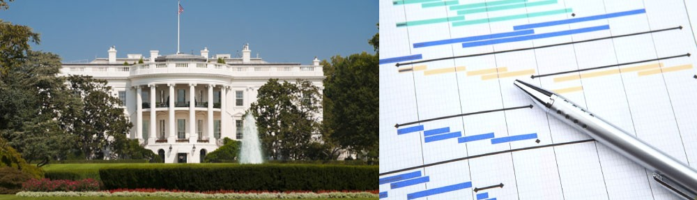 FACT CHECK 2012 presidential debates; view graphs of government data